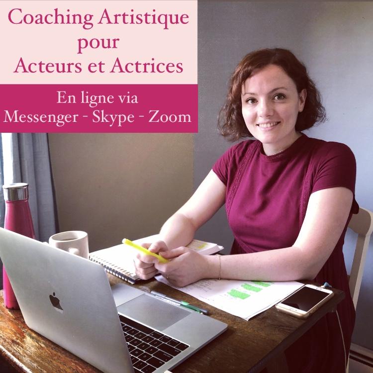Coaching Artistique pour Acteur et Actrice. Formation. Ecole. France. Fanny Pierre. Actrice à Hollywood.